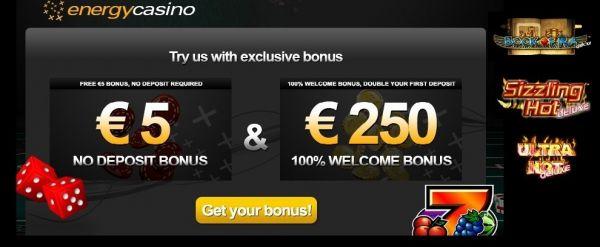 Mobile casino free no deposit bonus